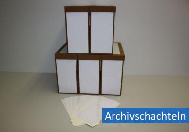 Archivschachteln